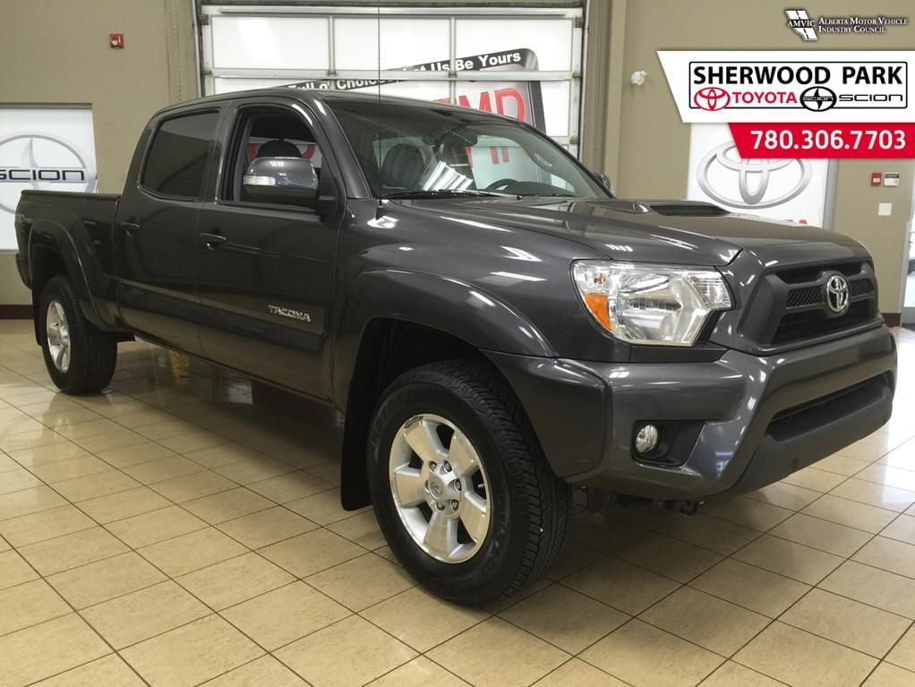 new 2015 toyota tacoma 4 door pickup in sherwood park 5ta2419 sherwood park toyota. Black Bedroom Furniture Sets. Home Design Ideas